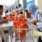 TPP Al Firdaus melakukan kegiatan Sekolah Lapang di Terminal